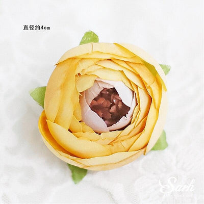 Artificial flowers Collection Decoration Baking Supplies For Wedding