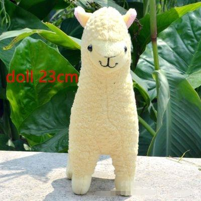 Lovely Llama Plush Toys Doll For Kids Birthday Gifts