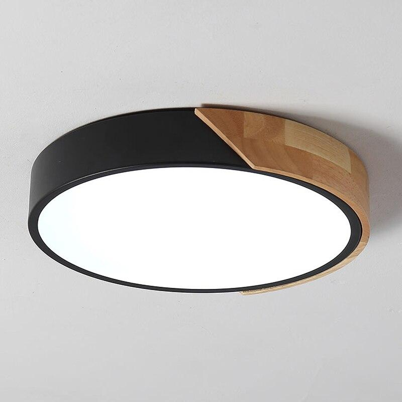 Modern LED Surface Mount Ceiling Lighting Fixture