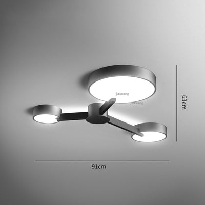 Modern Nordic Luster LED Creative Hanging Ceiling Lamps Fixtures