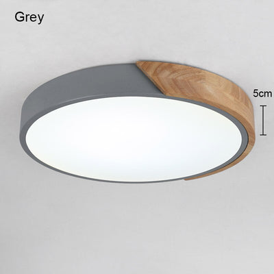 Nordic Ultra Thin Modern Dimmable Led Ceiling Lights