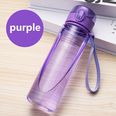 Explosive sports bottle BPA Free