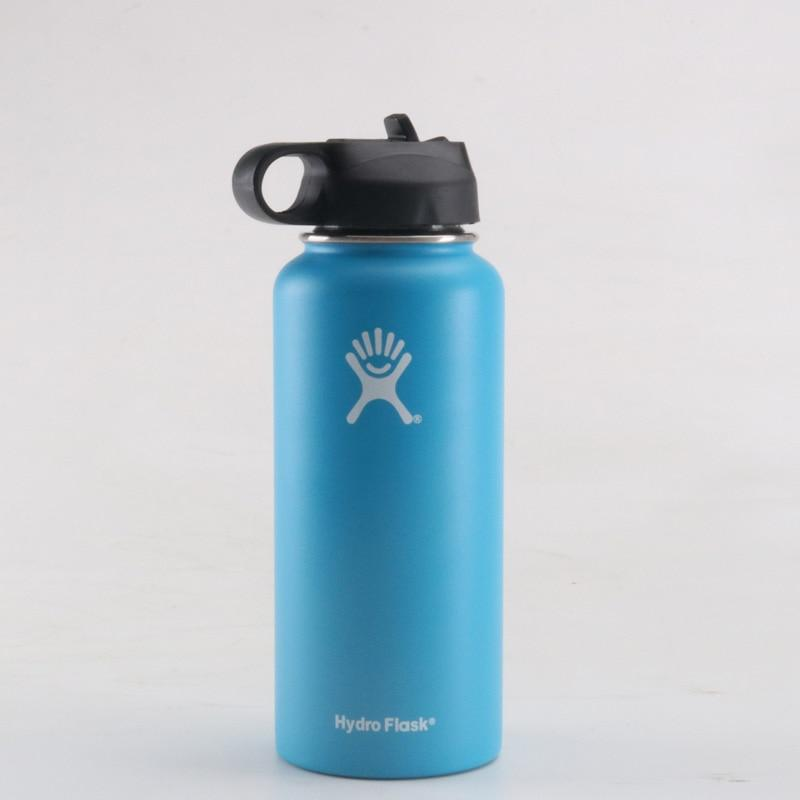 hydro flask 18oz/32oz/40oz Stainless Steel  Outdoors Sports Bottle
