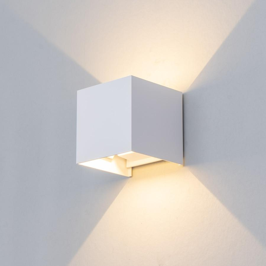 Waterproof Indoor & Outdoor Wall Lamp