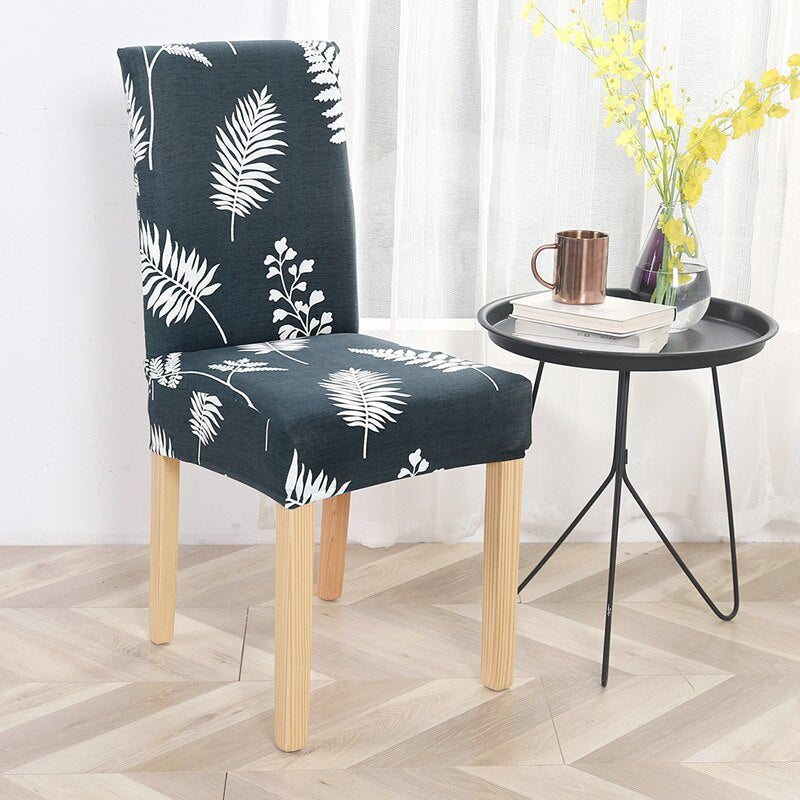 Universal Size Big Elastic Chair Cover  For Dining Room Hotel Banquet Home