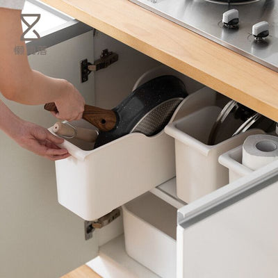 Storage rack for pulley cooker