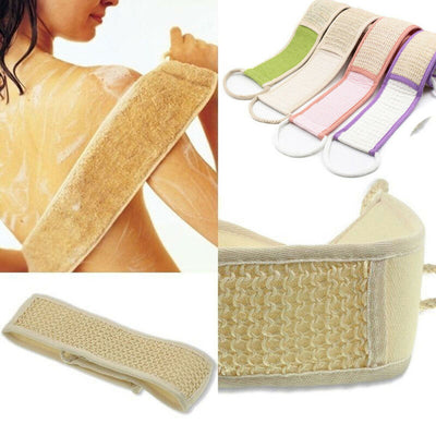Exfoliating Loofa Back Strap Bath Shower