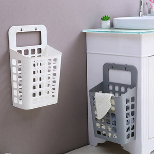 Nordic Garner - Wall Mounted Laundry Basket