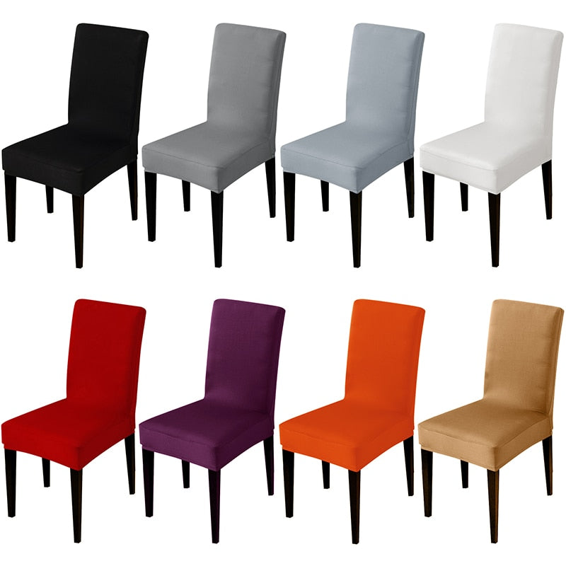 20 Solid Colours Chair Cover