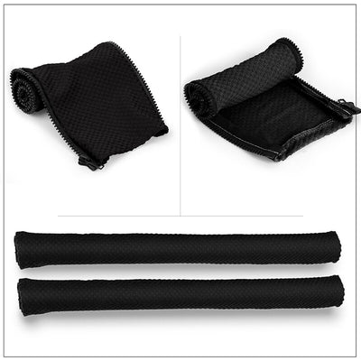 M/L/XL/XXL Size Big Elastic Armrest Cover With Zipper For Armchair