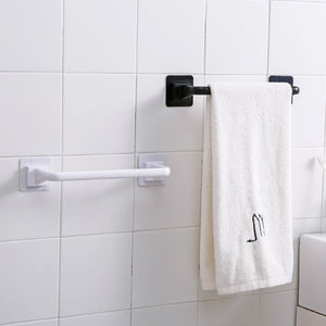 1Pc Punch-free bathroom hook towel bar