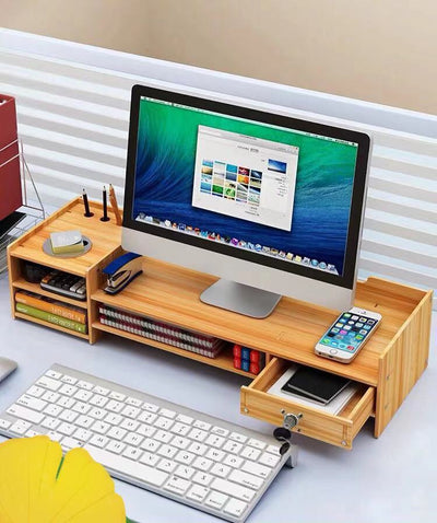 Keyboard home office finishing table