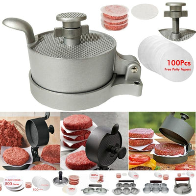 Hamburger Mold Burger Press Meat