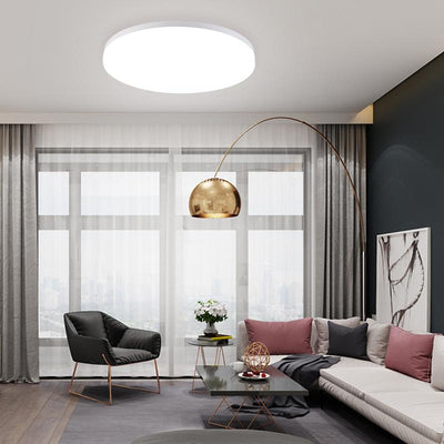 Ultra Thin Surface Mounted LED Ceiling Light Fixtures