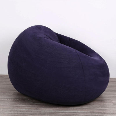 Large  Lounger Seat Bean Bag Sofas Pouf Puff Couch