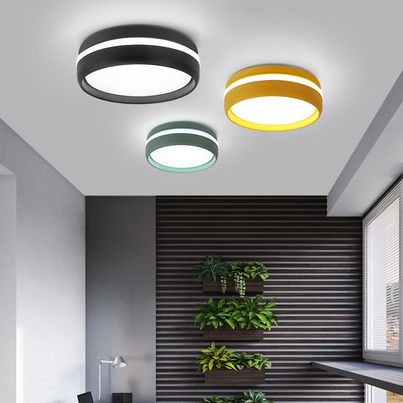Modern LED aisle ceiling lighting