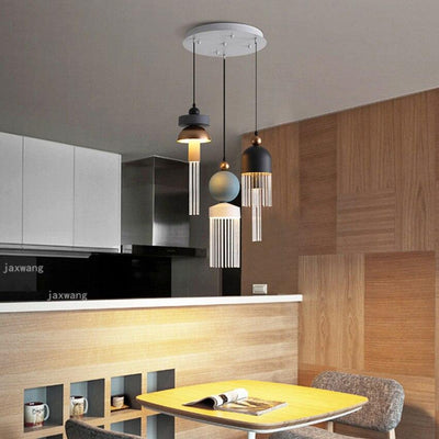 Nordic LED  Romantic Hanging Lamps Fixtures