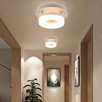 Balcony Mounted Square Interior Lighting