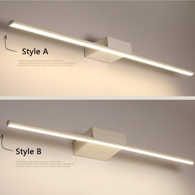 Modern makeup dressing bathroom led mirror lamp