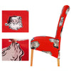 XL Size High Back Long Seat Chair Covers
