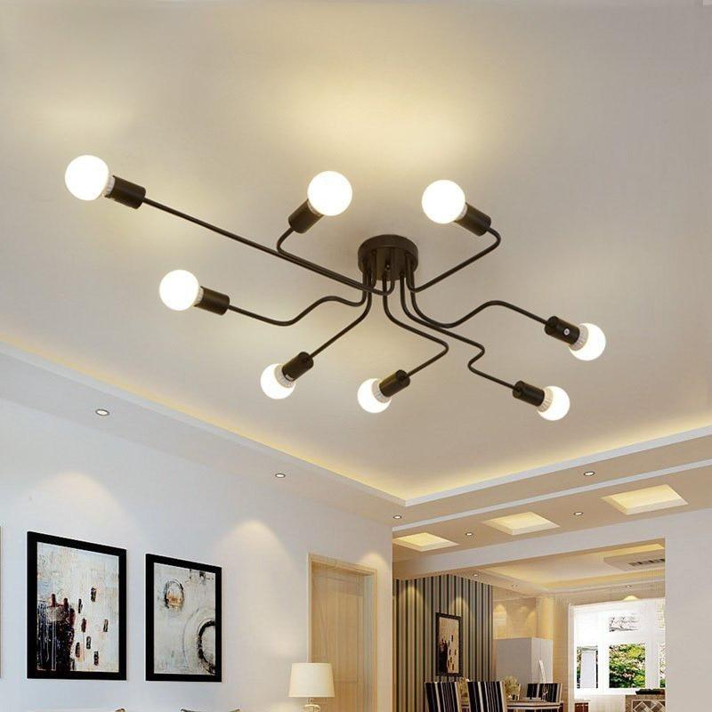 Modern LED Ceiling Chandelier Lighting Fixtures