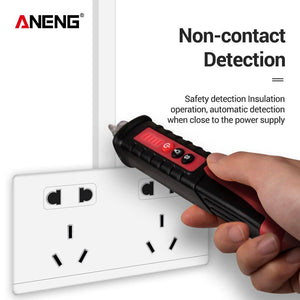 Digital 12-1000V AC Voltage Detectors