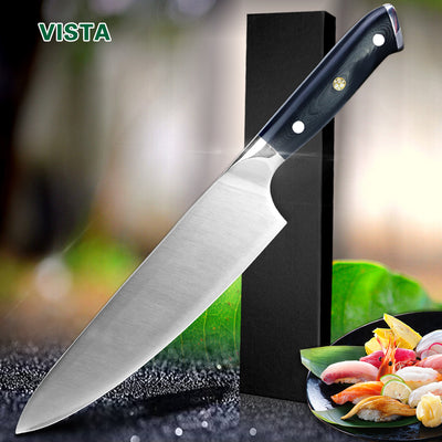 Stainless Steel Chef Handle Knife