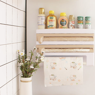 Storage Rack Paper Towel Holder