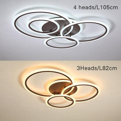 Kitchen Lustre Led Ceiling Chandelier Lighting