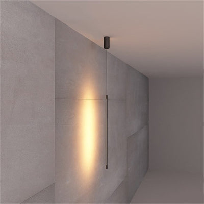 Minimalist Bedroom Bedside Hanging Light Fixtures