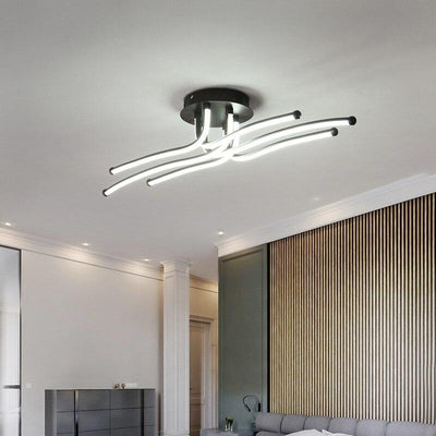 Home Decoration Ceiling Fixtures With Remote Control