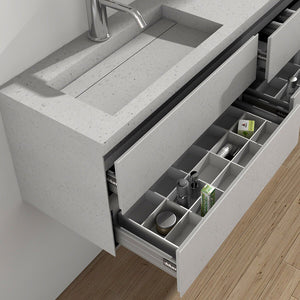 1800mm Modern  Cabinet 6 Drawers