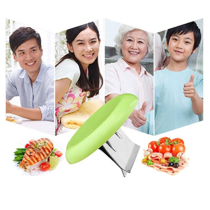 Creative vegetable cutting aid