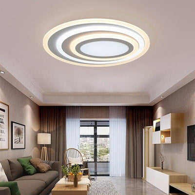 Dimming Remote control Modern Led Chandelier lights for living room