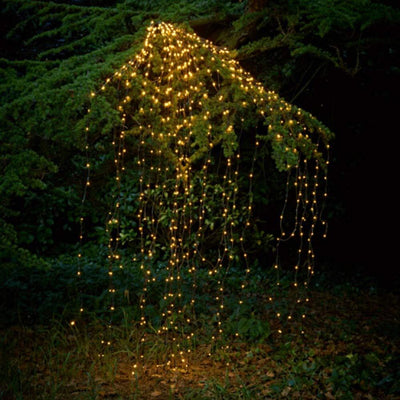 Copper Wire Branch lights for Christmas Wedding Party Decoration
