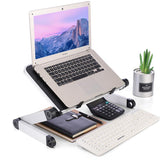 Foldable Adjustable Laptop Desk