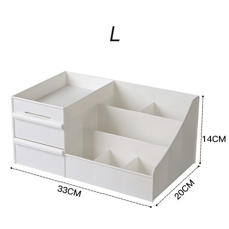 Large Capacity Cosmetic Storage