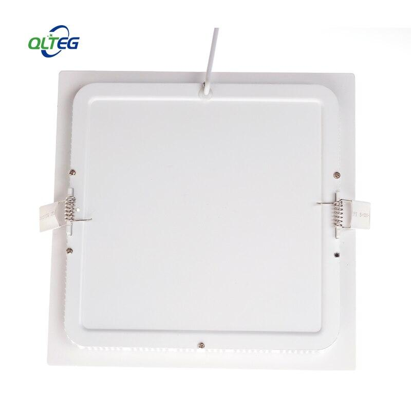 Thickness  Square LED Panel Light Fixtures