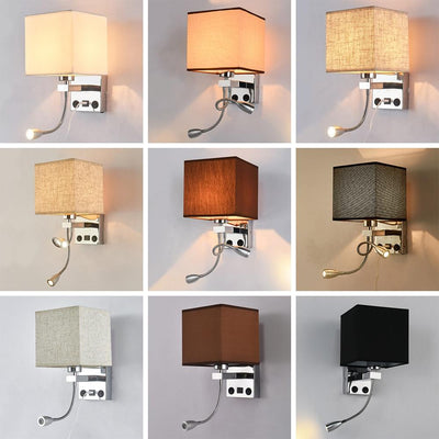 Modern Indoor LED Wall Lamp