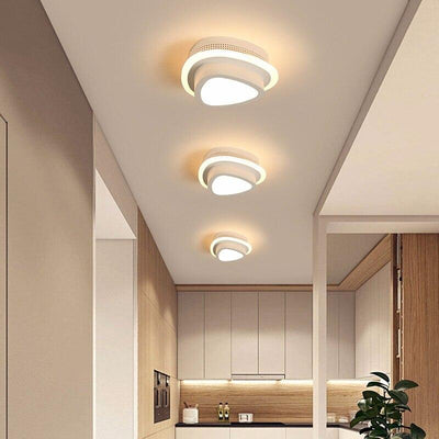 Round/Square/Triangle Modern Led Ceiling Lights