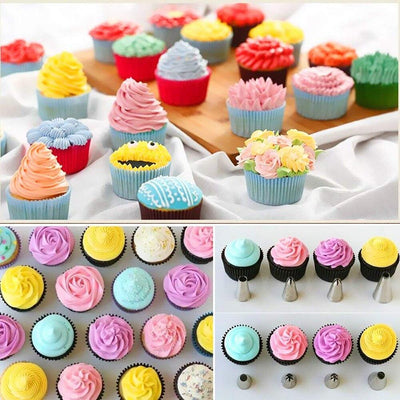 48Pcs/set Cake Decorating Supplies Kit