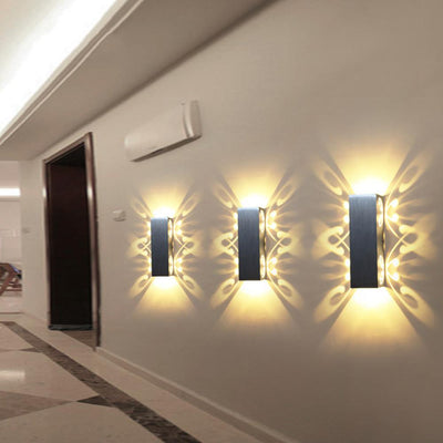 2W 6W Led Wall Lamp for hotel