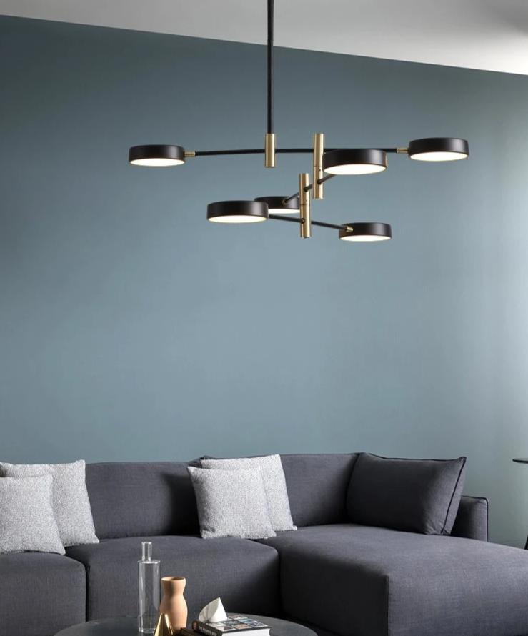 Nordic Garner - 360 hall rotating shape pendant lamp
