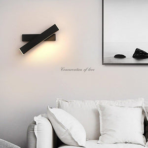 Modern Nordic Wall Lamp  For Stairs Bedroom Bedside Bathroom Light