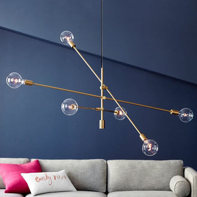 Nordic Modern Pendant E27 LED Light