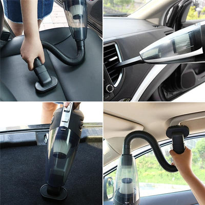 Wireless car dry and wet vacuum cleaner