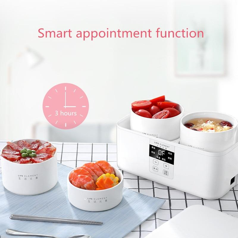 Intelligent Automatic Electric Lunch Box