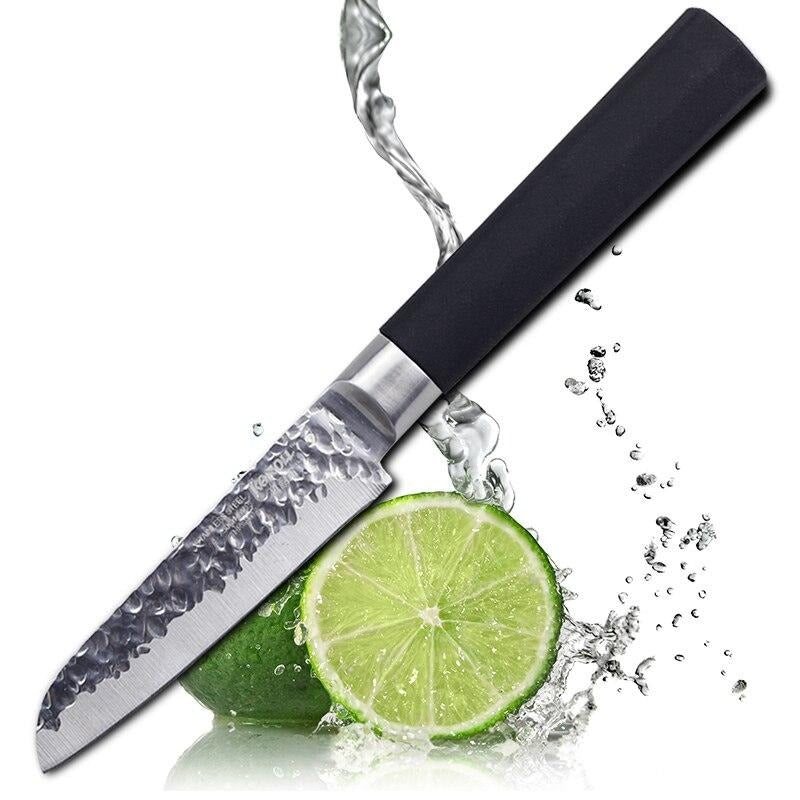 Multifunctional Japanese StyleNon-stick Kitchen Knife 4