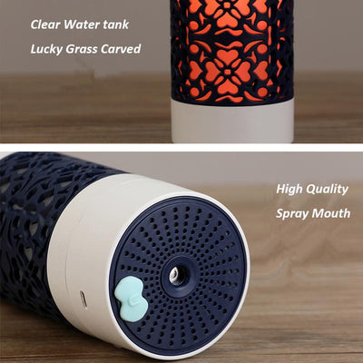 3in1 mini Essential oil Diffuser with LED light