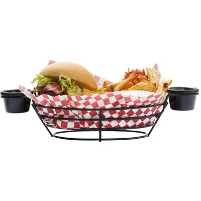 French Fries Fast Food Baskets Organizer